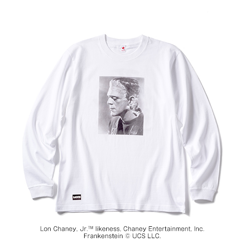 FRANKENSTEIN / LONG SLEEVE T