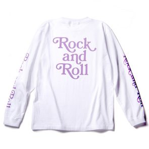 20181219_Rock and Roll LONG SLEEVE T_1_500_500