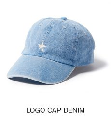 20190312_LOGO CAP DENIM_500_610