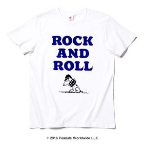 ROCK AND ROLL SNOOPY